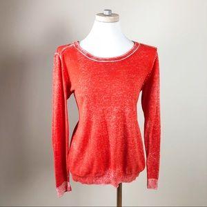 Gap 100% Cotton Lightweight Crewneck Sweater